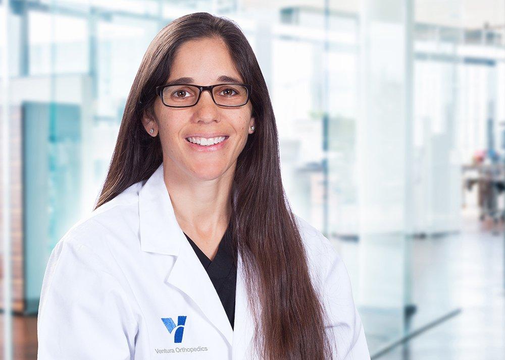 Kimberley K  Caputo, MD - Ventura Orthopedics