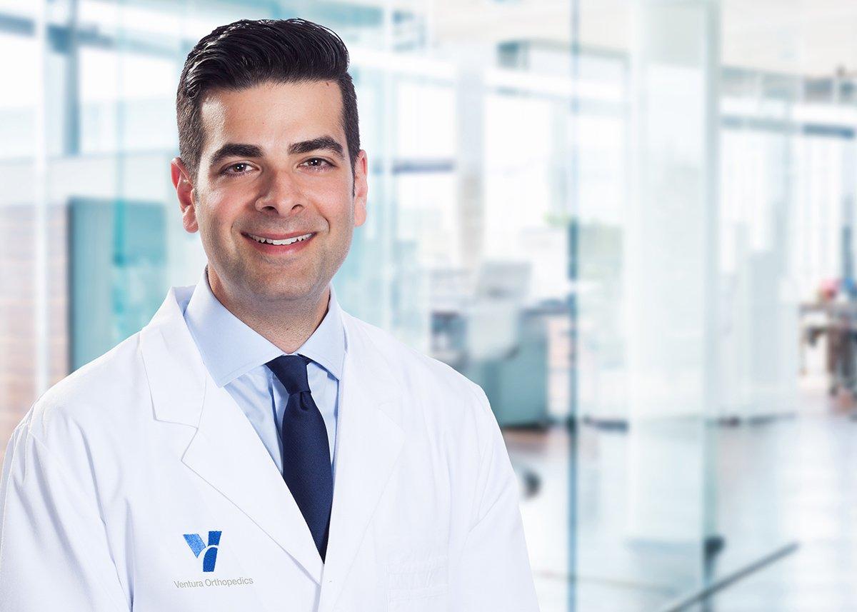 Sohrab Pahlavan, MD   Ventura Orthopedics