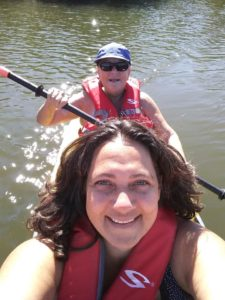 Carol Smith Kayaking photo[1]