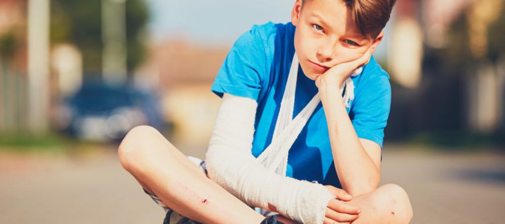 Broken Bone Heal